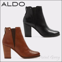 ALDO [ALDO] Leather Chelsea Ankle Boots - Pessa