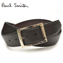 Paul Smith Plain Leather Belts
