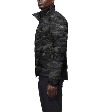 ... CANADA GOOSE Down Jackets Short Camouflage Down Jackets 3 ...