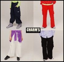 Charm's Casual Style Street Style Pants