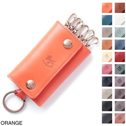 Leather Keychains & Holders