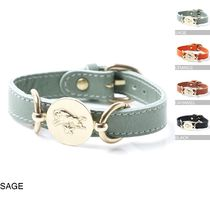 IL BISONTE Casual Style Leather Bracelets