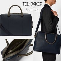 TED BAKER 2WAY Leather Business & Briefcases