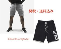 Live Fit Sweat Street Style Shorts