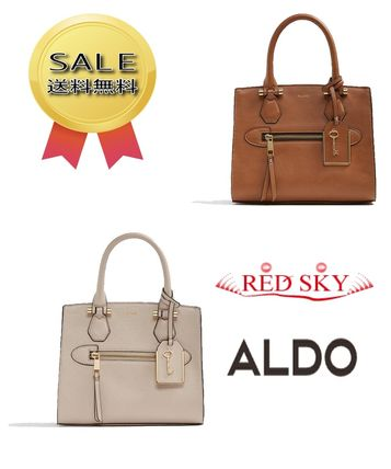 4d6feea7399 Aldo 2018 19aw 2way Plain Office Style Handbags By Redsky Ma