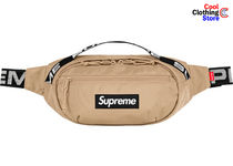 Supreme Unisex Street Style Hip Packs