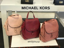 8ff441691972 Michael Kors RILEY 2018-19AW Leather Backpacks by emilyinusa - BUYMA