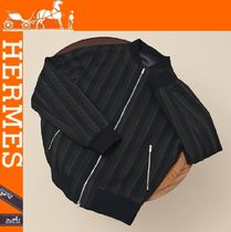 HERMES Short Stripes Jackets