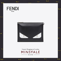 FENDI BAG BUGS FENDI CLUTCH [London department store new item]