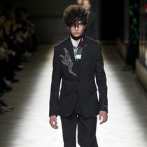 DIOR HOMME Wool Tribal Blazers Jackets