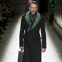 DIOR HOMME ATELIER Wool Long Chester Coats