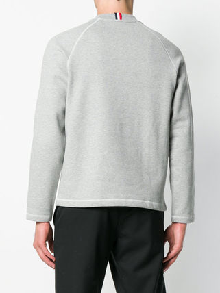 MONCLER Sweatshirts Crew Neck Sweat Long Sleeves Sweatshirts 5