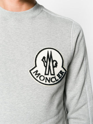 MONCLER Sweatshirts Crew Neck Sweat Long Sleeves Sweatshirts 6