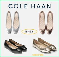 Cole Haan Leather Ballet Shoes