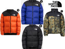THE NORTH FACE Nuptse Street Style Oversized Down Jackets