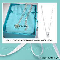 Tiffany & Co Unisex Silver Necklaces & Chokers