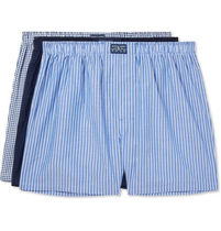 POLO RALPH LAUREN Stripes Other Check Patterns Cotton Trunks & Boxers
