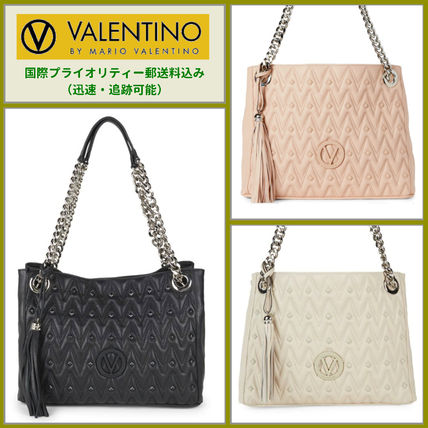 Tassel Studded Chain Mothers Bags
