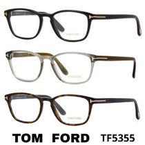 TOM FORD Oval Optical Eyewear