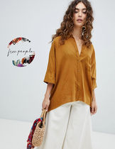 Free People Casual Style Shirts & Blouses