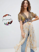 Free People Chiffon Tunics