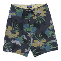 Patagonia Tropical Patterns Street Style Beachwear