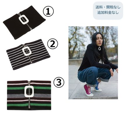 Stripes Casual Style Accessories