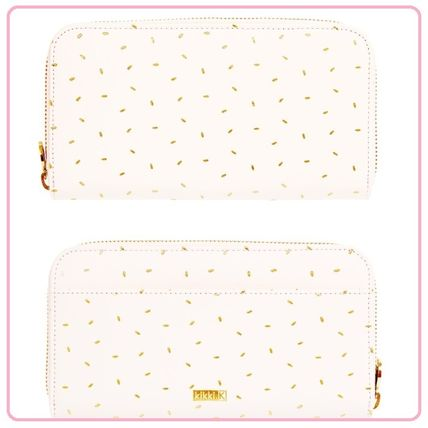 Dots Leather Special Edition Long Wallets