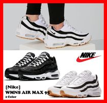 Nike AIR MAX 95 Casual Style Low-Top Sneakers
