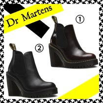 Dr Martens Casual Style Plain Chelsea Boots Ankle & Booties Boots