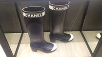 CHANEL Rain Boots Boots