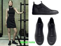 Alexander Wang Platform Plain Toe Collaboration Plain PVC Clothing Shoes