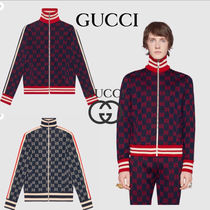GUCCI Monogram Track Jackets