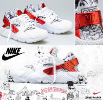 Nike AIR HUARACHE Unisex Street Style Collaboration Sneakers