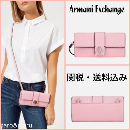 Casual Style Street Style Plain Shoulder Bags. A X Armani Exchange 45d1a01af33fb