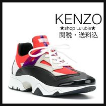 KENZO Driving Shoes Street Style Loafers & Slip-ons