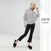 ASOS Casual Style Street Style Long Sleeves Other Animal Patterns