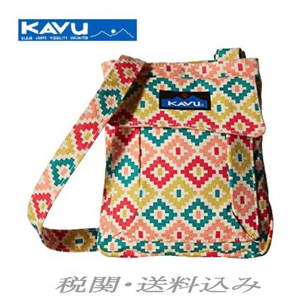 Casual Style Canvas Shoulder Bags