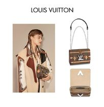 Louis Vuitton Casual Style Leather Handbags