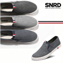 paperplanes Plain Loafers & Slip-ons