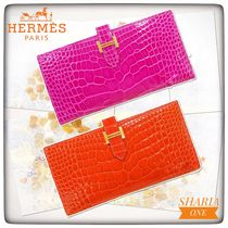 HERMES Bearn Home Party Ideas Long Wallets