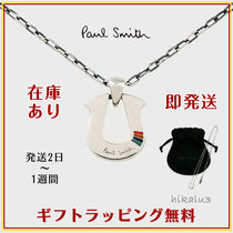 Paul Smith Stripes Unisex Chain Other Animal Patterns Silicon
