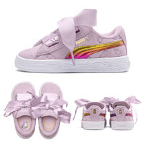PUMA SUEDE Collaboration Kids Girl Sneakers