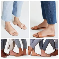 TKEES Street Style Plain Flip Flops Sandals