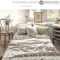 DECO VIEW Flower Patterns Collaboration Pillowcases Duvet Covers