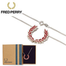 FRED PERRY Unisex Necklaces & Chokers