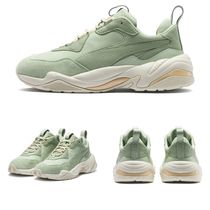 PUMA THUNDER SPECTR Casual Style Low-Top Sneakers