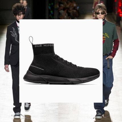 DIOR HOMME 2018-19AW Street Style Sneakers by tigerboogie - BUYMA 837e0dea11a