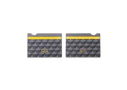 Faure Le Page Card Holders Porte Cartes 4cc −yellow–