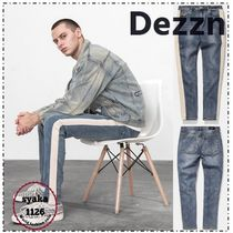 Dezzn Denim Street Style Jeans & Denim